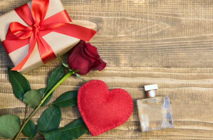 valentines day fragrances
