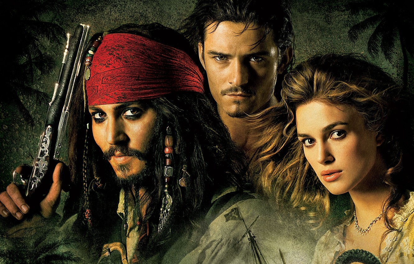 he pirates of the caribbean
